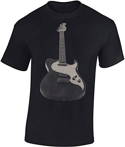 Camiseta: Guitarra - Electric Guitar - G