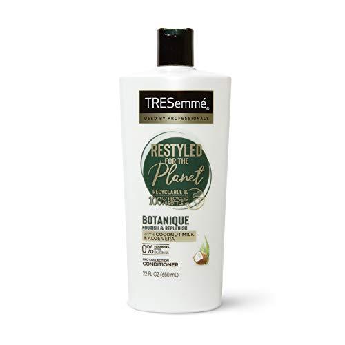 TRESemmé Botanique Conditioner Nourish & Replenish Coconut & Aloe Vera Paraben-free, Dye-free, Silicone-free 22 oz