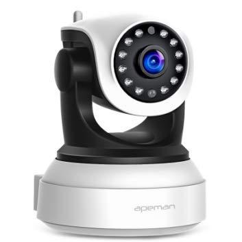 Apeman 720P IP Kamera WLAN Kamera
