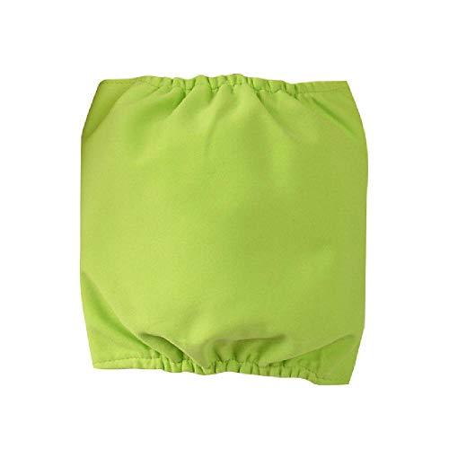 Mâle Chien Polyester Wrap Ventre Bande Imperméable À l'eau Enveloppe Urinaire Couche d'allaitement Nappy Pantalon Physiologique Réutilisable