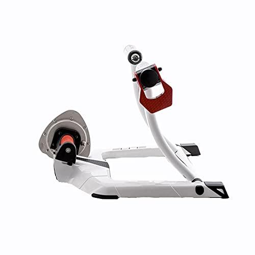 rodillo bicicleta Plataforma De Equitación Hidráulica En Interiores, Puede Usar Software De Terceros Para Conectarse A La Estación De Entrenamiento Del Televisor, Soporte Para Bicicletas Adecuado Para