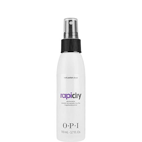 OPI RapiDry Nail Polish Dryer, Fast Drying Top Coat Spray