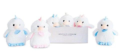 Doudou et Cie Doudou Doudou et Compagnie Marionnette Collector 25cms ane bleu dc2799-6595