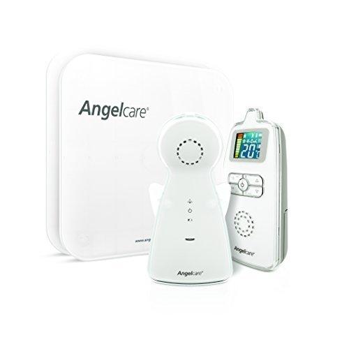 Angelcare Geräusch und Bewegungsmelder AC403-D, weiß