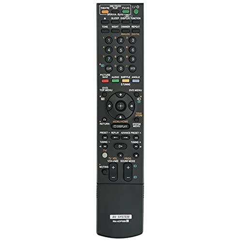 ALLIMITY RM-ADP029 Sostituzione del Telecomando per Sony DVD Home Cinema System DAV-IS50 DAV-F200 RMADP029 DAVIS50 DAVF200