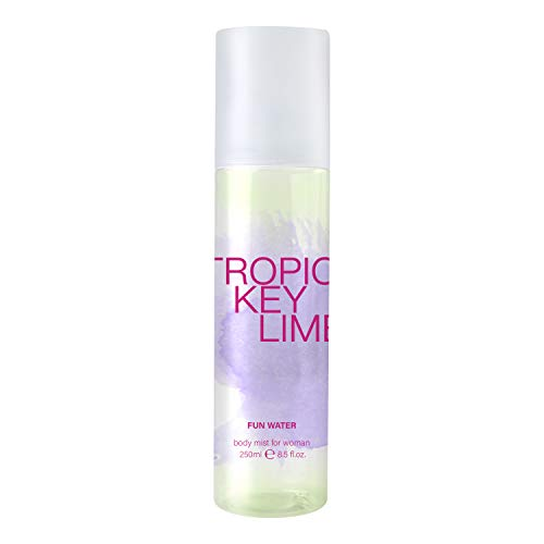Fun Water, Tropical Key Lime Fragrance Mist, 250 ml