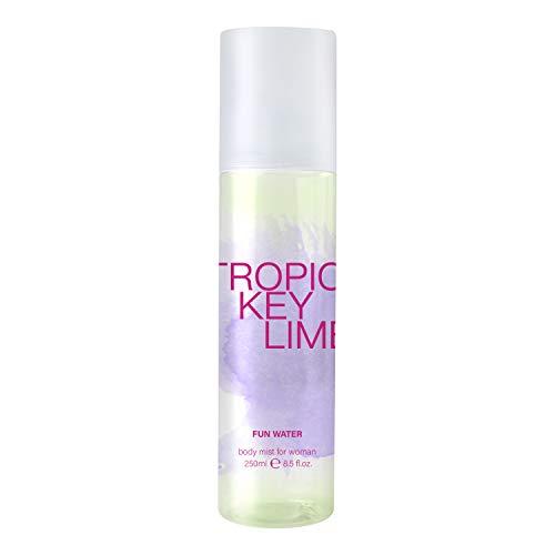 Fun Water - Tropical Key Lime Eau parfumée pour le corps, 250 ml