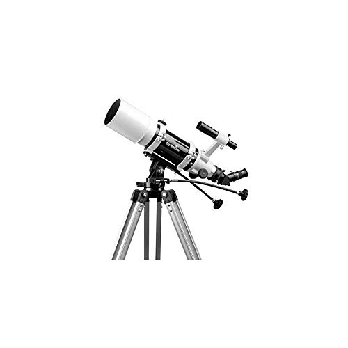 Sky-Watcher 102mm Telescope with Portable Alt-Az Tripod – Portable f/4.9 Refractor Telescope – High-Contrast, Wide Field – Grab-and-Go Portable Complete Telescope and Mount System
