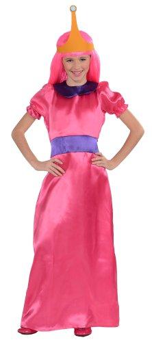 Kostüm Prinzessin Bubblegum Adventure Time Mädchen