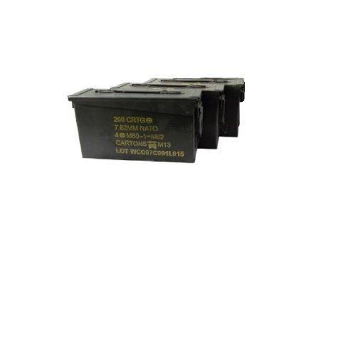 U.S. Military 30cal Ammo Can Grade 2 (3 Pack)