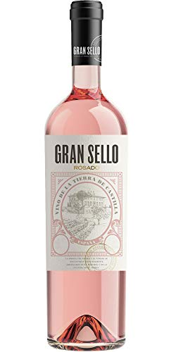 Roséwein Gran Sello 6 Flaschen Box VT La Mancha 75 cl