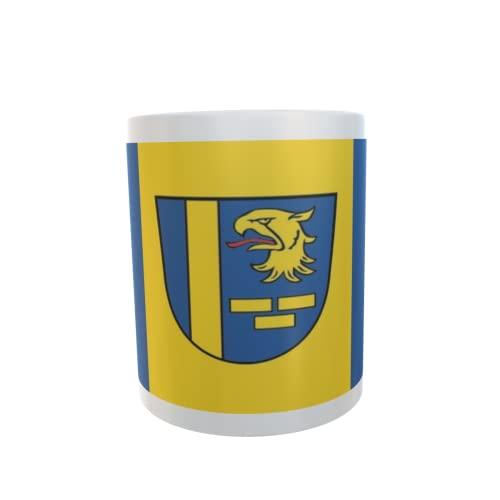 U24 Tasse Kaffeebecher Mug Cup Flagge Pölchow