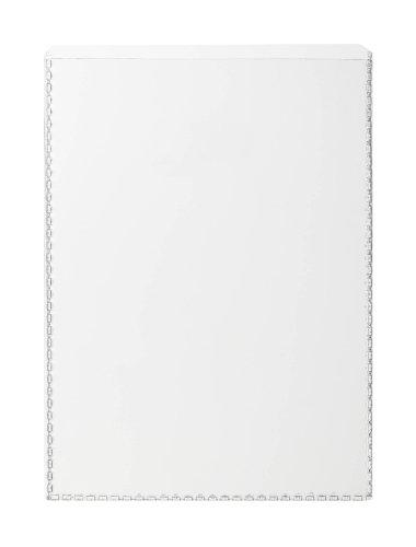 Durable 213419 Schutz- und Ausweishülle (für DIN A7, 74 x 105 mm Dokumente) 10 Stück transparent