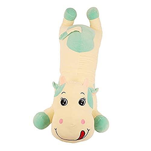 Jwmdew Linda Linda Pareja de Almohadas lácteas/Amigo Rellace el algodón Soft Animal Toys Regalo 60 cm