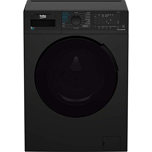 Beko WDL742431B 7kg Wash 4kg Dry Freestanding Washer Dryer - Black