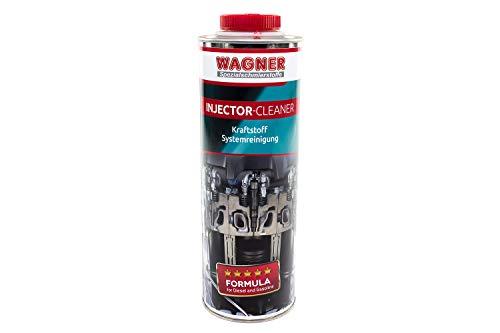 WAGNER Injector Cleaner Kraftstoffsystem-Reinigung für Diesel-Motoren - 047001 - 1 Liter