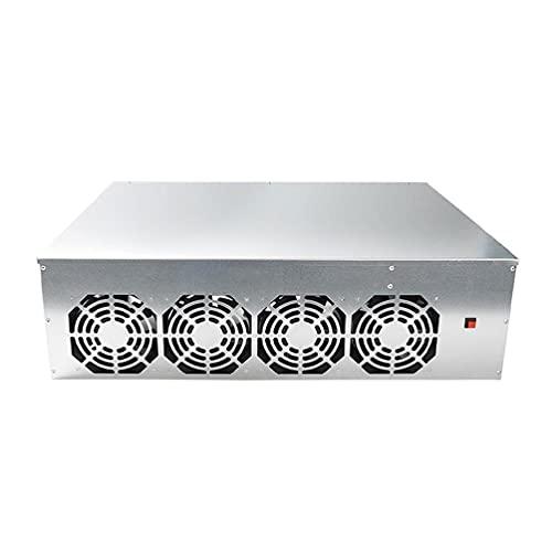 chaoxiner Placa base Riserless Mining GPU Bitcoin Ethereum BTC-S37 Etherum Mining CPU Set con 4 GB MSATA SSD DDR3 Set