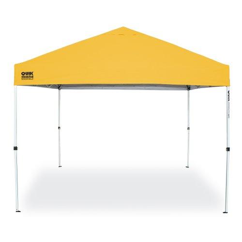 Pavillon faltbar Quik Shade 3x 3mt–Mod. Promotional Farbe gelb