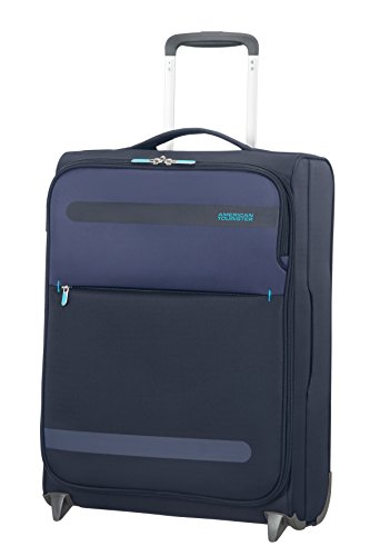 American Tourister Herolite, 55 cm, 41 L, Midnight Blue