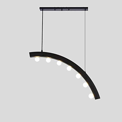 Kreativität Design Mond Glas Kronleuchter Nordeuropa Postmoderne Metall Pendelleuchte Hängen Lichter Deckenleuchten Für Restaurant Tavern Cafe