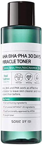 SOME BY MI Aha.Bha.Pha 30Days Miracle Toner 150ml (5oz) Anti-acne Exfoliation Hydration Brightening Connecticut
