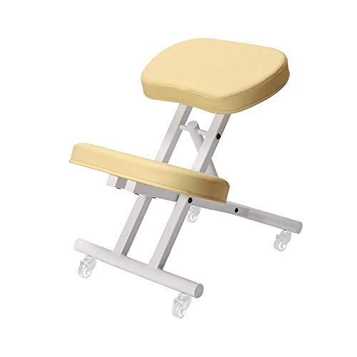 Master Massage Ergonomic Steel Kneeling Chair...