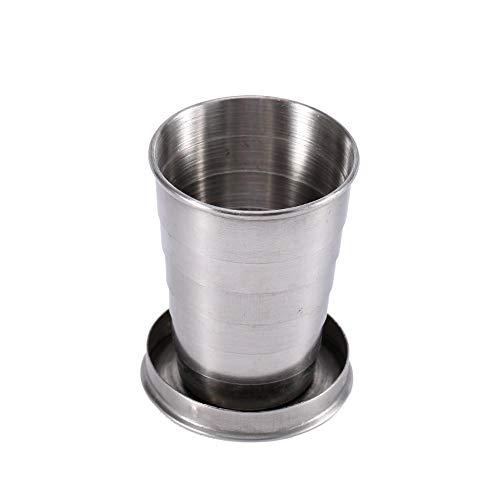 , vaso plegable decathlon, saloneuropeodelestudiante.es