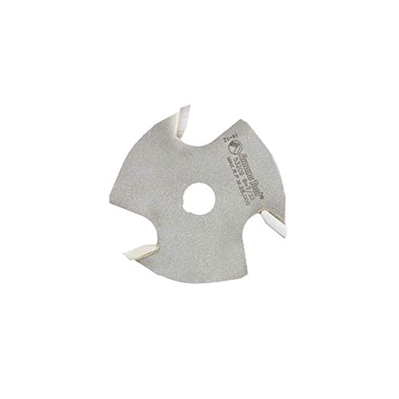 Amana Tool - 53209 Slotting Cutter 3 Wing x 1-7/8 Dia x 7/32 x 5/16 Inner Dia