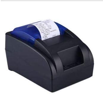 Imprimante Thermique de réception de 58MM USB, impression à grande vitesse 90 mm/s, compatible avec les commandes d'i...