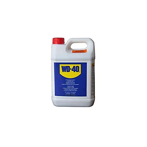Lubrifiant dégrippant WD40 en bidon de 5 litres