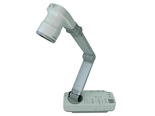 Epson DC-20 High-Definition Document Camera with HDMI, 12x Optical Zoom, 10x Digital Zoom and 1080p resolution