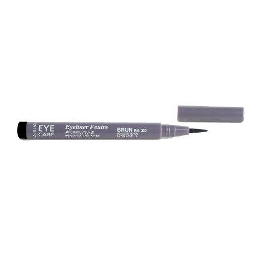 EYE CARE Eyeliner Filzstift Farbe: schwarz, 1er Pack (1 x 1 Stück)