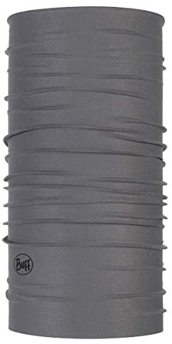 BUFF Standard CoolNet UV+ XL Multifunctional Headwear and Face Mask, Sedona Grey, X-Large