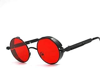 Round Metal Retro Vintage Sunglasses