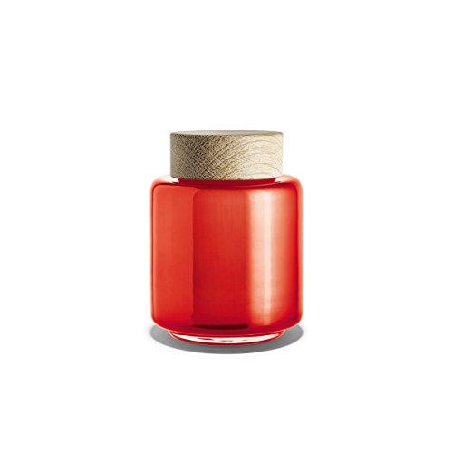 Holmegaard Bonboniere 8.8x8.8x12.3 Orange
