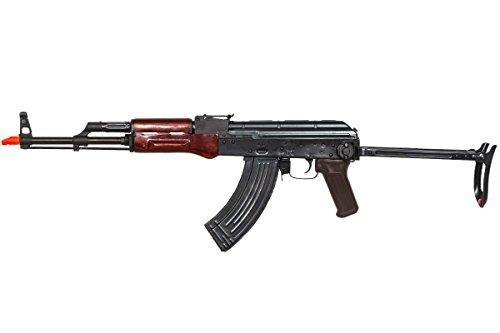 E&L Airsoft New Full Metal AKMS Airsoft Electric Gun Gen 1.5
