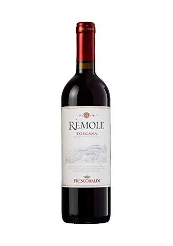 Frescobaldi Rèmole Rosso Toscana IGT - trockener und fruchtiger Rotwein aus Italien (1 x 0.75 l)