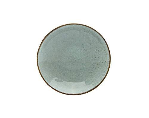 Creatable 22046, STONE, 6-er Suppenteller 22 cm, Nature Collection, Steinzeug
