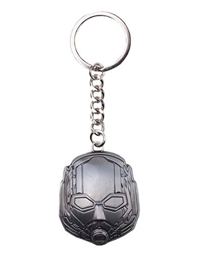Marvel Ant Man & The Wasp Schlüsselring Keychain Helmet Nue offiziell Silber