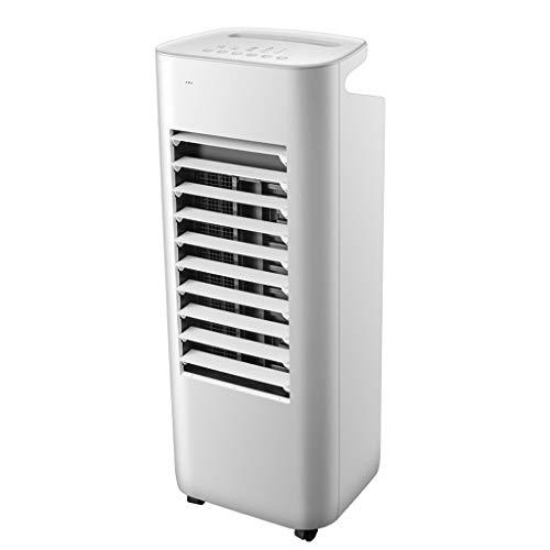 WGYDREAM Aire Acondicionado Climatizador Portátil Refrigerador de Aire portátil 6L con 3 velocidades de Ventilador, refrigerador de Aire evaporativo de Alta Potencia, Temporizador Incorporado