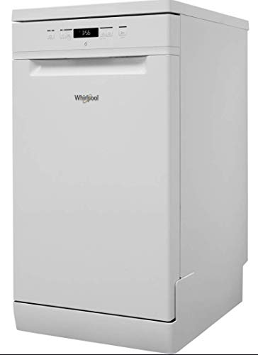 Whirlpool WSFC 3M17 lavavajilla Semi-incorporado 10 cubiertos A+ - Lavavajillas (Semi-incorporado, Blanco,...