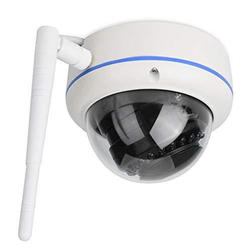 Tomanbery Seguridad Inteligente al Aire Libre de WiFi a Prueba de Lluvia 1080P de la vigilancia de la cámara de vídeo para(European regulations)