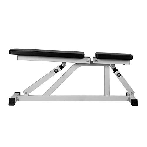 Find Bargain Sports Dumbbell Stool Commercial Bench Press Flat Stool Fitness Equipment Multifunction...
