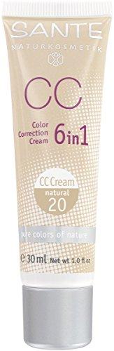Sante Maquillaje Fluido 20 Natural 30Ml Sante 200 g
