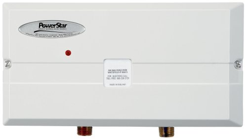 PowerStar AE-12 Electric Tankless Under Sink Water Heater