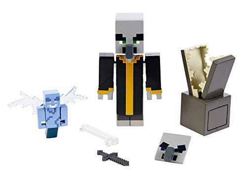Minecraft Comic Maker Multipack Based on Video Game, Gift for Girls and Boys Age 6 and Up