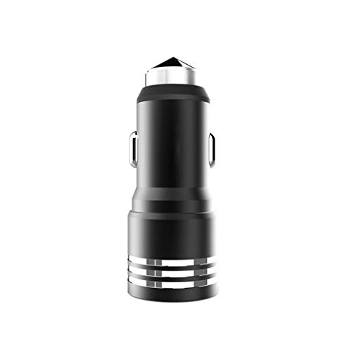 teng hong hui 2.1A portátil USB Dual del Cargador del Coche Cargador de mechero del GPS del teléfono móvil MP3 PDA Cargador Auricular Bluetooth