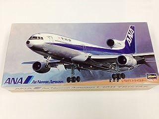 ハセガワ1/200 全日空L-1011トライスター/トリトンブルー塗装