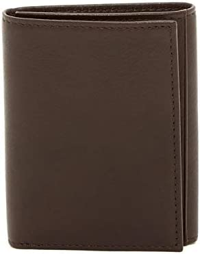 Bosca Double I.D. Trifold Wallet
