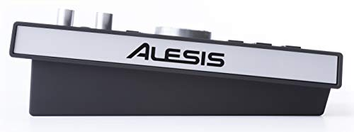Alesis Command Mesh Kit | Electronic Drum Kit with Mesh Heads, Chrome Rack &...